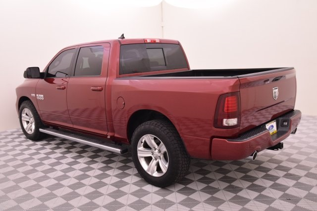 2014 Ram 1500 Crew Cab, Pickup #146043 - photo 11
