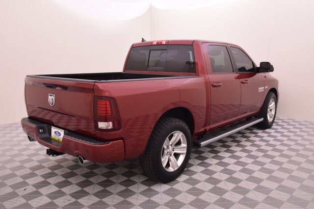 2014 Ram 1500 Crew Cab, Pickup #146043 - photo 2