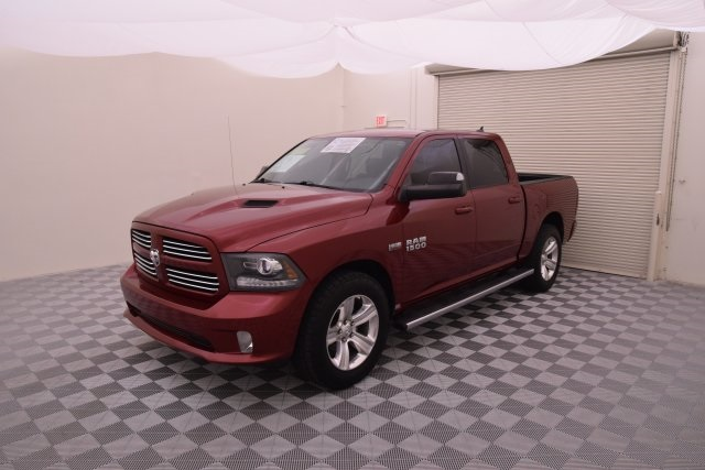 2014 Ram 1500 Crew Cab, Pickup #146043 - photo 8