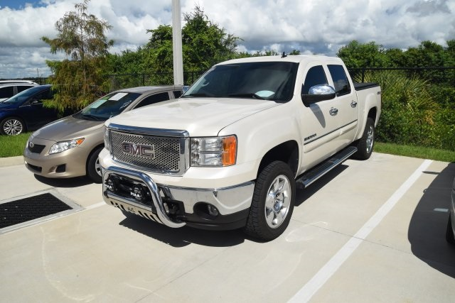 2011 Sierra 1500 Crew Cab 4x4, Pickup #174218 - photo 9