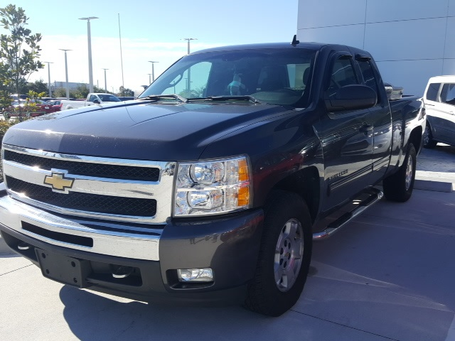 2011 Silverado 1500 Extended Cab 4x4, Pickup #190873 - photo 4