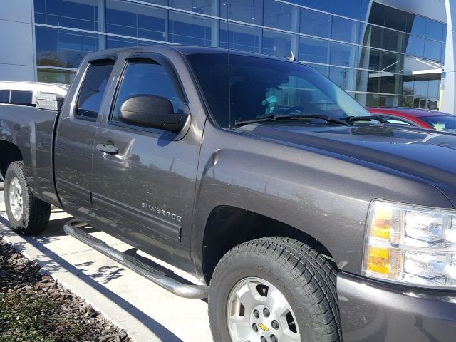 2011 Silverado 1500 Extended Cab 4x4, Pickup #190873 - photo 8