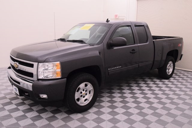 2011 Silverado 1500 Extended Cab 4x4, Pickup #190873 - photo 7