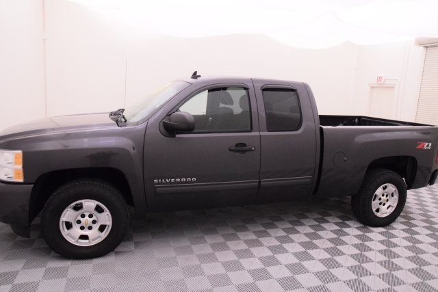 2011 Silverado 1500 Extended Cab 4x4, Pickup #190873 - photo 11