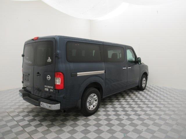 2013 Nissan NV HD Standard Roof 4x2, Passenger Wagon #200181 - photo 1