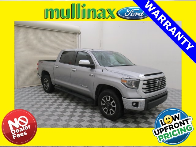2018 Toyota Tundra Crew Cab 4x2, Pickup #242201 - photo 1