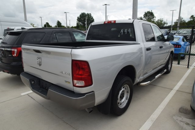 2010 Ram 1500 Crew Cab 4x4, Pickup #252845M - photo 14