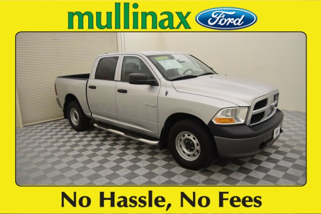 2010 Ram 1500 Crew Cab 4x4, Pickup #252845M - photo 2