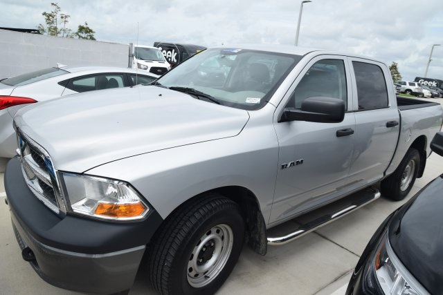2010 Ram 1500 Crew Cab 4x4, Pickup #252845M - photo 8