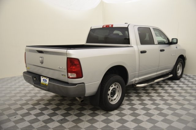 2010 Ram 1500 Crew Cab 4x4, Pickup #252845M - photo 4