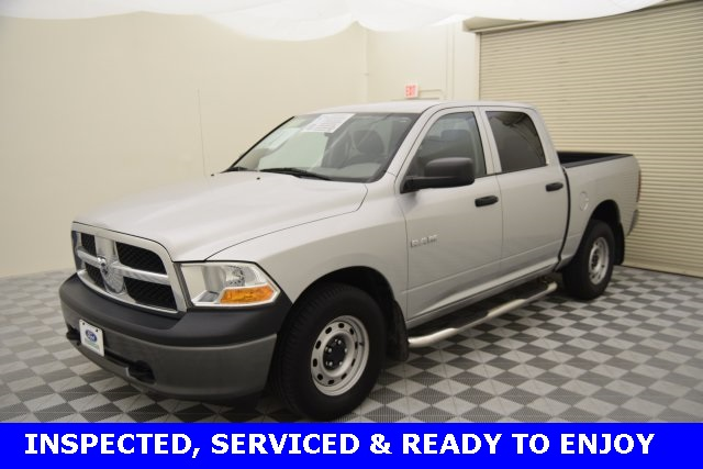 2010 Ram 1500 Crew Cab 4x4, Pickup #252845M - photo 11