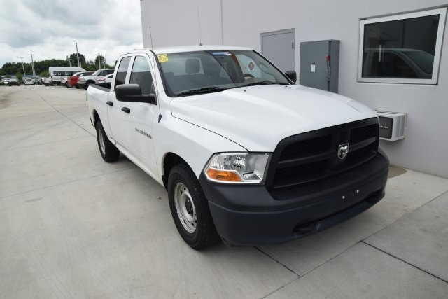 2012 Ram 1500 Quad Cab 4x4, Pickup #290527M - photo 6
