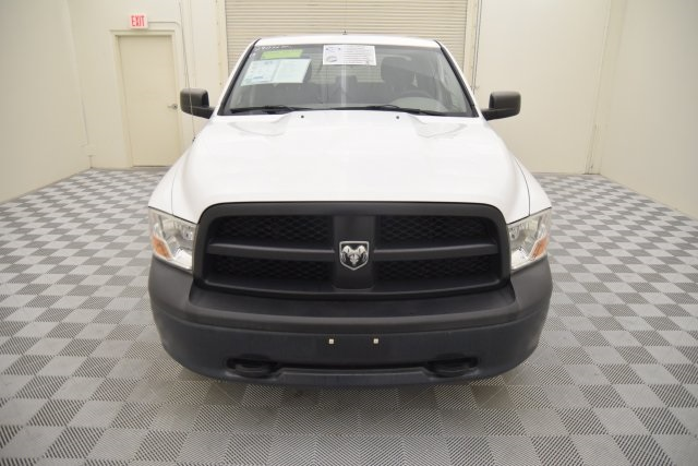 2012 Ram 1500 Quad Cab 4x4, Pickup #290527M - photo 5