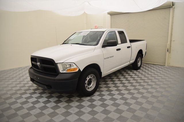 2012 Ram 1500 Quad Cab 4x4, Pickup #290527M - photo 11