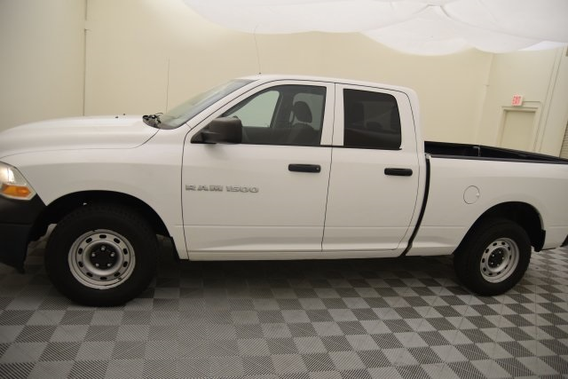 2012 Ram 1500 Quad Cab 4x4, Pickup #290527M - photo 13