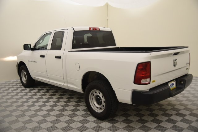 2012 Ram 1500 Quad Cab 4x4, Pickup #290527M - photo 17