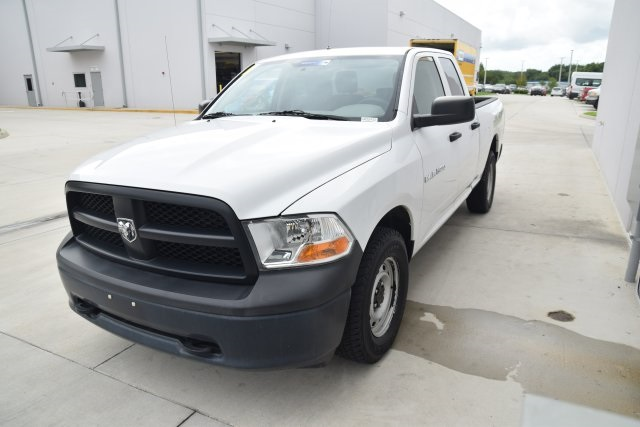 2012 Ram 1500 Quad Cab 4x4, Pickup #290527M - photo 2