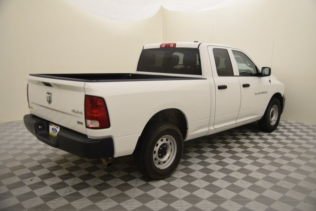 2012 Ram 1500 Quad Cab 4x4, Pickup #290527M - photo 4