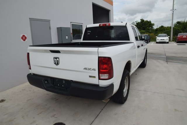 2012 Ram 1500 Quad Cab 4x4, Pickup #290527M - photo 8