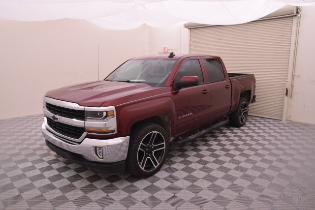 2016 Silverado 1500 Crew Cab Pickup #314616 - photo 4