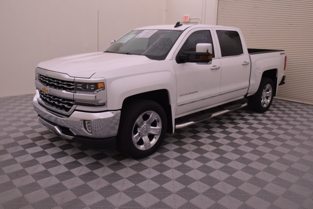 2016 Silverado 1500 Crew Cab 4x4, Pickup #341030 - photo 6
