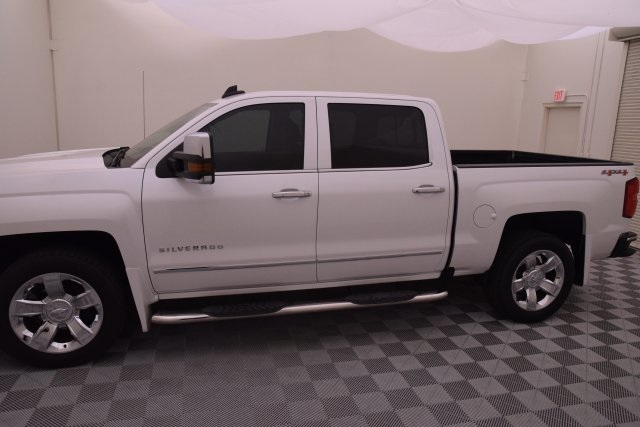 2016 Silverado 1500 Crew Cab 4x4, Pickup #341030 - photo 4