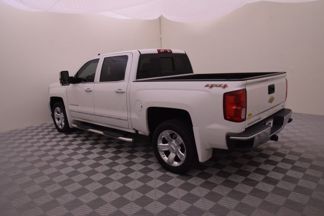 2016 Silverado 1500 Crew Cab 4x4, Pickup #341030 - photo 7