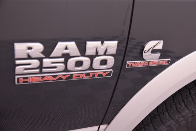 2015 Ram 2500 Crew Cab 4x4 Pickup #527384 - photo 31