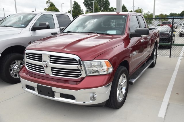 2015 Ram 1500 Quad Cab, Pickup #651960 - photo 3
