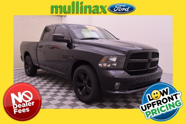 2015 Ram 1500 Quad Cab 4x2,  Pickup #735093M - photo 1
