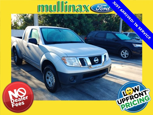 2014 Nissan Frontier 4x2, Pickup #770605 - photo 1