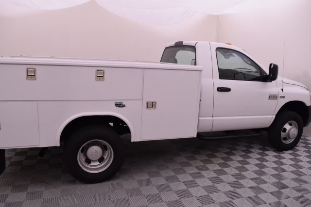2007 Ram 3500 Regular Cab, Service Body #790457 - photo 10