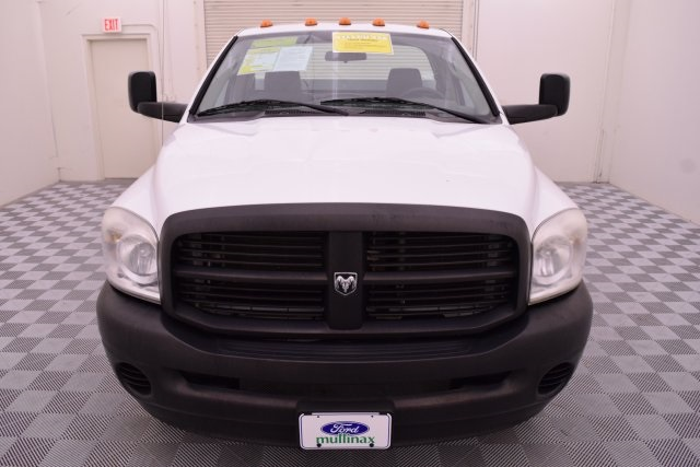 2007 Ram 3500 Regular Cab, Service Body #790457 - photo 4