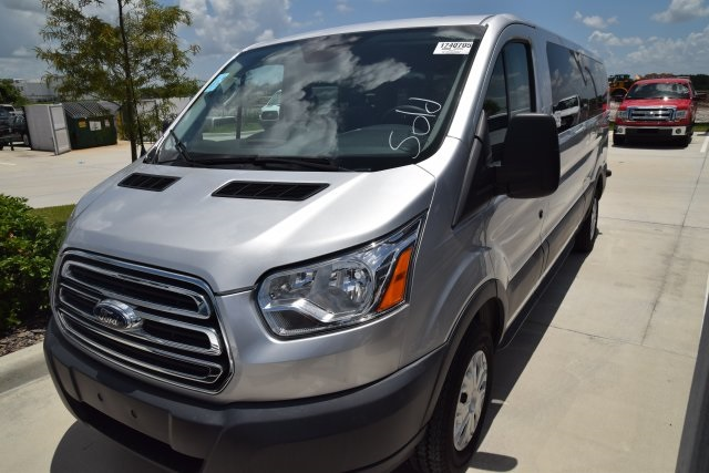 2016 Transit 350 Low Roof, Passenger Wagon #A26644F - photo 5