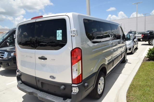 2016 Transit 350 Low Roof, Passenger Wagon #A26644F - photo 2
