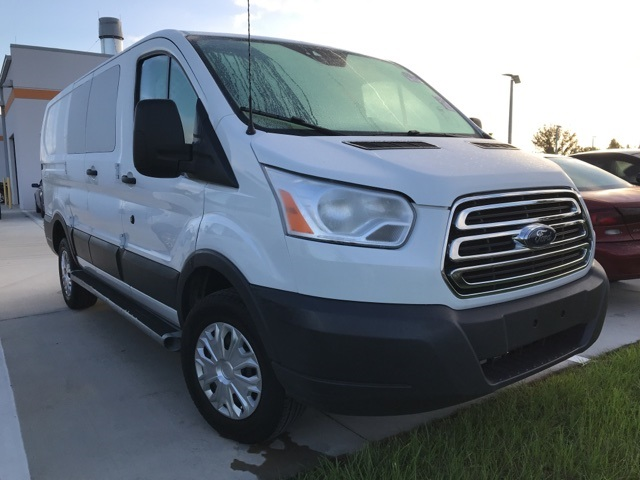 2016 Transit 250 Low Roof Cargo Van #A34368F - photo 9