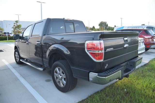 2013 F-150 SuperCrew Cab, Pickup #A35568 - photo 4