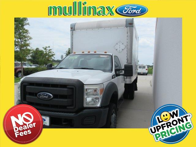 2015 Ford F-450 Regular Cab DRW 4x2, Dry Freight #A40964 - photo 1