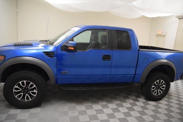 2014 F-150 Super Cab 4x4, Pickup #A44690C - photo 9