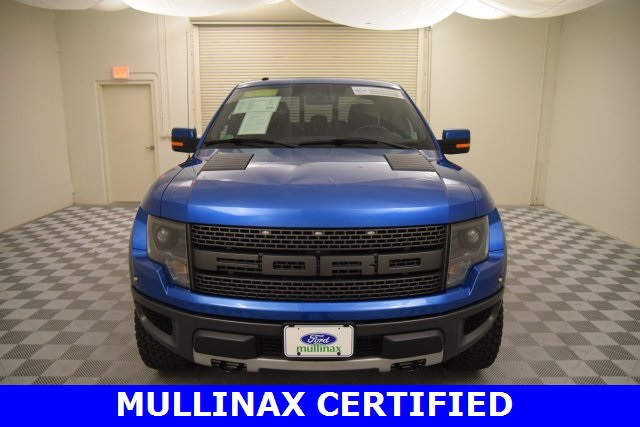 2014 F-150 Super Cab 4x4, Pickup #A44690C - photo 4