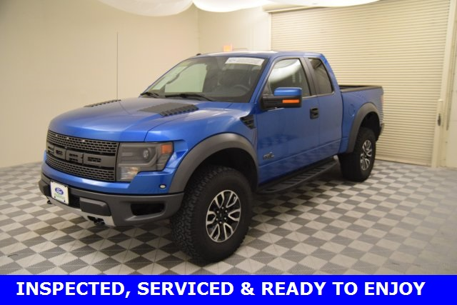 2014 F-150 Super Cab 4x4, Pickup #A44690C - photo 8