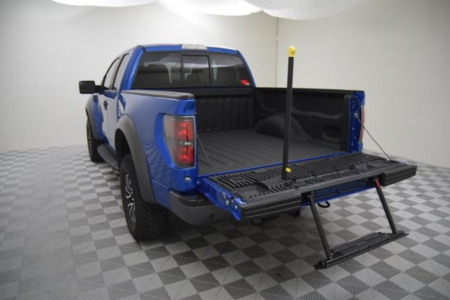 2014 F-150 Super Cab 4x4, Pickup #A44690C - photo 20