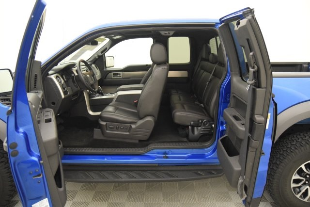 2014 F-150 Super Cab 4x4, Pickup #A44690C - photo 25