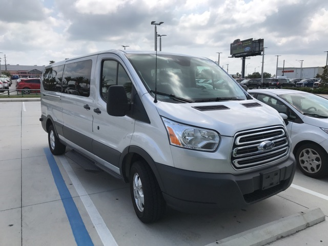2017 Transit 350 Low Roof,  Passenger Wagon #A47276M - photo 6