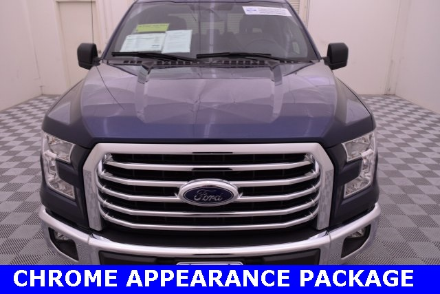 2015 F-150 Super Cab 4x4, Pickup #A51419F - photo 6