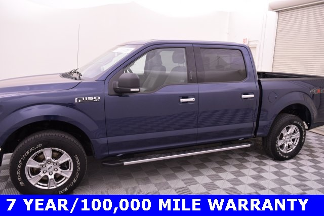 2015 F-150 Super Cab 4x4, Pickup #A51419F - photo 4