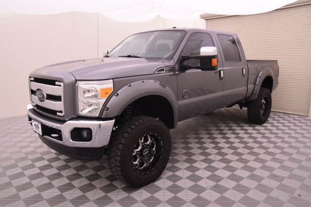 2013 F-250 Crew Cab 4x4 Pickup #A53833 - photo 7