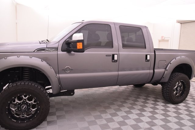 2013 F-250 Crew Cab 4x4 Pickup #A53833 - photo 8