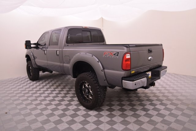 2013 F-250 Crew Cab 4x4 Pickup #A53833 - photo 5