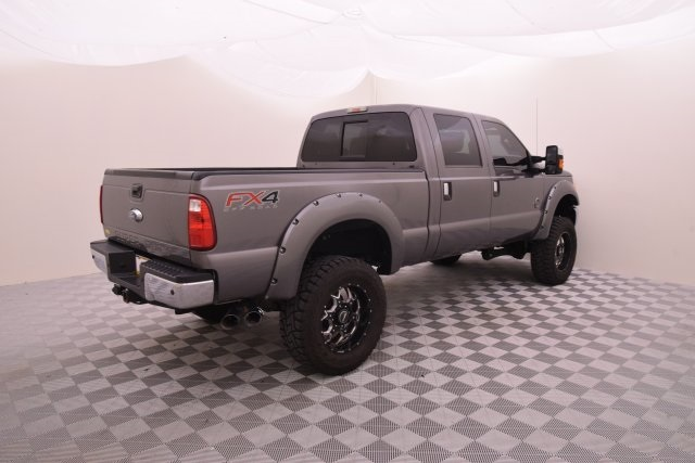 2013 F-250 Crew Cab 4x4 Pickup #A53833 - photo 2